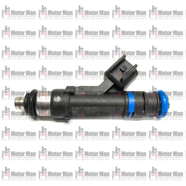 Fuel Injectors Fit 2004-2010  DODGE DAKOTA 3.7  0280158020 6